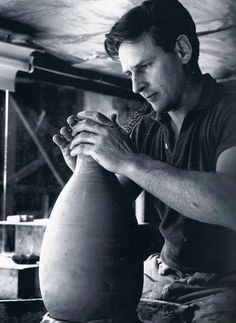 Len Castle Len Castle 1924 - 2011 Len Castle is recognised as one of New Zealand's master potters with a career that spanned . New Zealand Art, Art Society, 50 Years Old, Secondary School, Auckland, Lens, Castle, Studio, Artwork