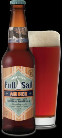 Full Sail Amber Ale  - Odell Brewing Company, Colorado, United States