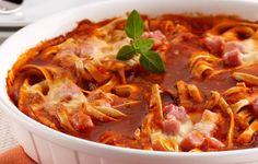 30 receitas deliciosas de macarrão para deixar seu almoço especial