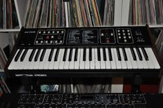 MATRIXSYNTH: SEQUENTIAL CIRCUITS SIX-TRAK SYNTHESIZER SN 003774...