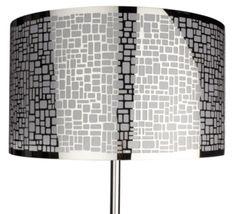 Décoration - Luminaires - Lampadaires - Lampadaire STRIPES Chrome