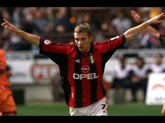 Andriy Shevchenko - goals collection - AC Milan 1999-2005 (part 1/2)