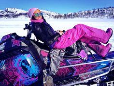 That sled tho...
