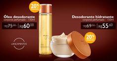 DESCONTO DE 20%!!! Garanta estes produtos com desconto entre os dias 08/12 e 14/12 ou até durarem os estoques.