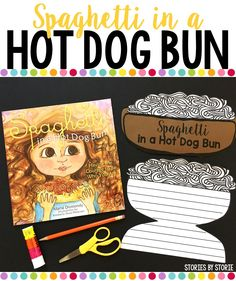 Spaghetti in a Hot Dog Bun by Maria Dismondy is a story about having the courage to be who you are. This picture book companion has comprehension activities, vocabulary practice, and a craft that can be used for written responses.