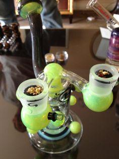 double bubble  ( marijuana cannabis )