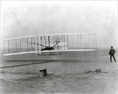 POSTER GIFT WRIGHT BROTHERS ORVILLE WRIGHT ART PHOTO PRINT OBAMA HOPE PARODY