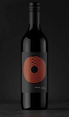Enjoy More of that Holiday Flavor with Buddy's Mulled Wine — The Dieline - Branding & Packaging Design Wine Packaging, Packaging Design, Branding Design, Wine Names, Wine Label Design, Wine Brands, Mulled Wine, Wine And Spirits, Wine Making