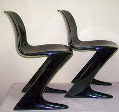 kangaroo chair design by ernst moeckl DDR