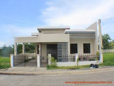 Latest Bungalow Design In Philippines . Latest Bungalow Design In Philippines . 20 Small Beautiful Bungalow House Design Ideas Ideal for Two Story House Design, Tiny House Layout, House Design Photos, Small House Design, House Layouts, Modern Bungalow House Design, Small Bungalow, Bungalow Homes, Bungalow Designs