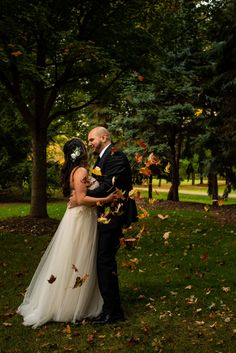 Taylor + Ted's Michigan October Fall Wedding #fall #bride #fallwedding #outdoorwedding #michiganwedding October Fall, Top Photographers, Click Photo, Fall Wedding, Michigan, Branding, Bride, Photography, Blush Fall Wedding