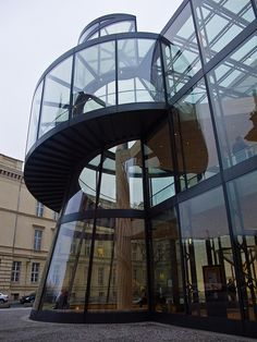 Deutsches Historisches Museum, IM Pei building, Berlin