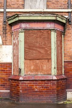 Shop Fronts, Wolverhampton, Wolves, Decay, Cleveland, Rust, Home Decor, Decoration Home, Room Decor