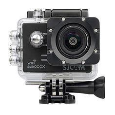 SJcam SJ5000X WIFI ELITE SONY IMX078 GYRO 4K24 2K 2.0 Inch LCD Action Camera Novatek with Accessories