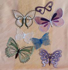 paličkovaný anděl - Hledat Googlem Bobbin Lace, Lace, Stuff Stuff, Bobbin Lacemaking, Butterflies, Embroidery, Projects, Patterns