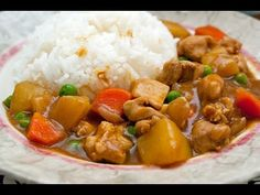 Japanese Curry Rice - Japanese cuisine