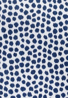 SARAH SPOT, Navy, W80343, Collection Calypso from Thibaut
