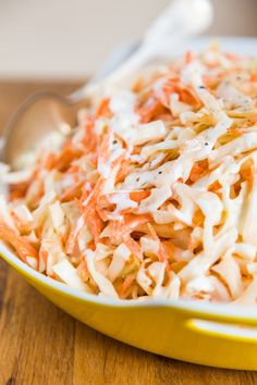 How To Make Classic Creamy Coleslaw — Cooking Lessons from The Kitchn