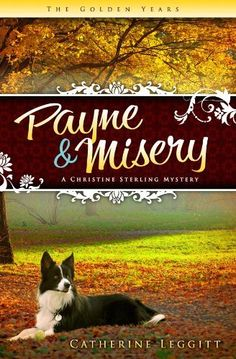 Payne & Misery (A Christine Sterling Mystery) by Catherine Leggitt, http://www.amazon.com/dp/B0079X0CYK/ref=cm_sw_r_pi_dp_8bI2pb0VDG5Z7