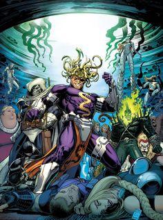 Secret Avengers 31 / Cover by ARTHUR ADAMS