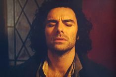 Aidan Turner - His face says it all, every time. <<He kinda looks like he's getting a BJ in this pic.