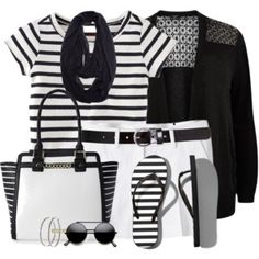 Stripes, Stripes & More Stripes