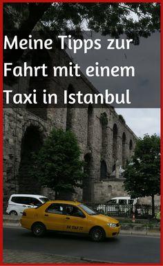 Meine Tipps zur Fahrt mit einem Taxi in Istanbul. Die normalen Preise für eine Fahrt in der Innenstadt und zum Flughafen und die 10 kleinen Gaunereien mit denen Taxifahrer in Istanbul und der Türkei ihr Einkommen aufbessern. http://www.tuerkeireiseblog.de/taxi-istanbul-tuerkei/