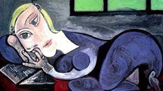 Resultado de imagen para marie therese walter ,retrato, picasso