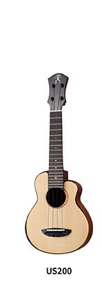 U Moon Bird - All Solid / U Moon Bird - All Solid / aNueNue Bird Ukulele / Products / aNueNue Ukulele