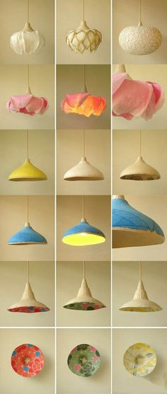 Cool Chandelier Idea | Click to see More DIY & Crafts Tutorials on Our Site.