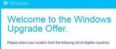 Windows arranca programa para actualizar al Windows 8 por $14.99
