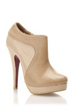 #Sophia 45 Heel Booties