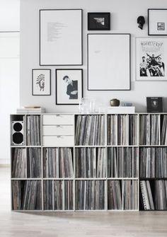 Palasetrecord shelves