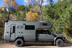 EarthRoamer adds carbon fiber monocoque to beastly off-grid motorhome Overland Trailer, Scooters, Camper Trailers, 4x4 Camper Van, Offroad Camper, Camper Caravan, Expedition Vehicle, Truck Camping, Air Ride