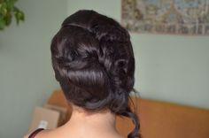 moja fryzurka Glamour