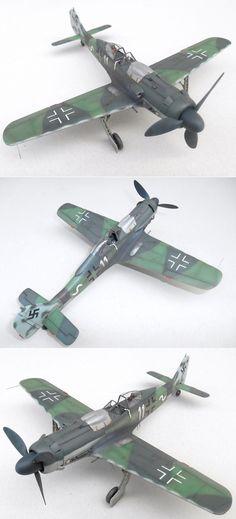 Trimaster 1/48 FW 190D-9