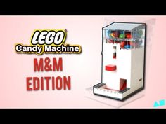 Lego Candy Machine (M Edition) - YouTube