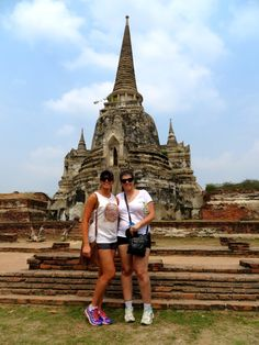 Ayutthaya- Thailand's Answer to Angkor - Adventure Lies in Front Ayutthaya Thailand, Angkor, World Heritage Sites, Abandoned, Explore, Adventure, City, Left Out, Cities
