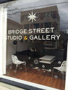 Bridge Street Studio & Gallery photography studio, art classes coming soon, open space for events