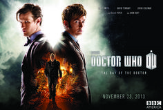 Doctor Who 50th Anniversary Special Global Simulcast & Movie Night!