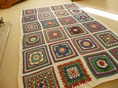 Kirsty1234s The Comforting One ~ free patterns