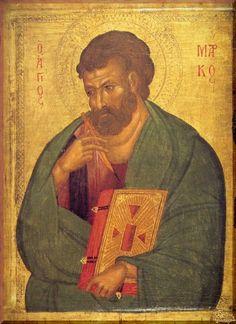 View album on Yandex. John The Evangelist, Russian Icons, Jesus Christus, Byzantine Art, Religious Icons, Orthodox Icons, Sacred Art, Illuminated Manuscript, Medieval