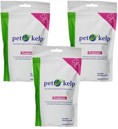 Pet Kelp Probiotic Formula, 8-Ounce Each (3 Pack) *** Want additional info? Click on the image. (This is an affiliate link and I receive a commission for the sales)