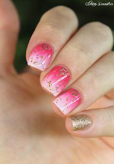 ▲▼▲ Coco's nails ▲▼▲: Telle une princesse