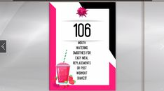 106 Keto Friendly Smoothies Smoothie Diet, Healthy Smoothies, Post Workout Shake, Weight Loss Smoothies, Diet And Nutrition, Ketogenic Diet, Low Carb Recipes, Easy Meals, Free