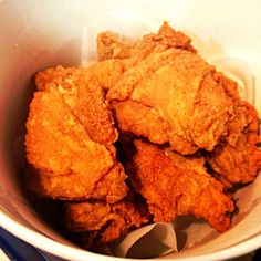 Tasty Tuesday Kentucky Fried Chicken     Bucket #Chicken