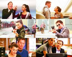 NCIS Love, Love, Love this show! Will Ziva and Tony please just get married already!