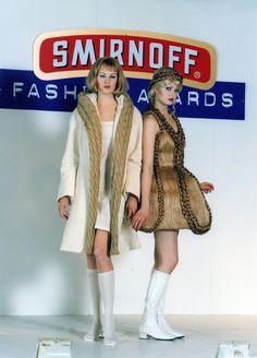 Smirnoff International Fashion Awards 1998 - Hiusasut, Suomen finalisti