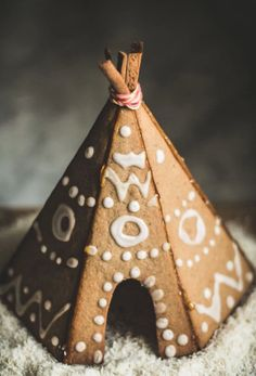 Gingerbread Tipi - GoodHousekeeping.com
