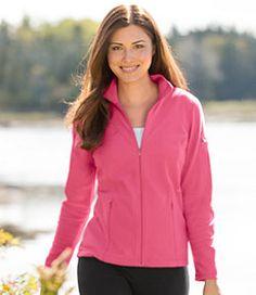 LLBean: Polartec Microgrid Fleece Jacket | mens jackets vest ...